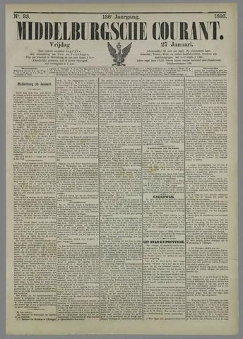 Middelburgsche Courant 1893-01-27
