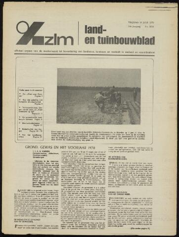 Zeeuwsch landbouwblad ... ZLM land- en tuinbouwblad 1970-06-17