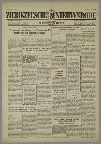 Zierikzeesche Nieuwsbode 1958-08-25