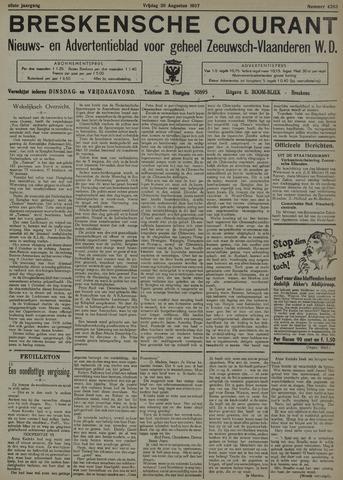 Breskensche Courant 1937-08-20