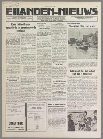 Eilanden-nieuws. Christelijk streekblad op gereformeerde grondslag 1976-03-09