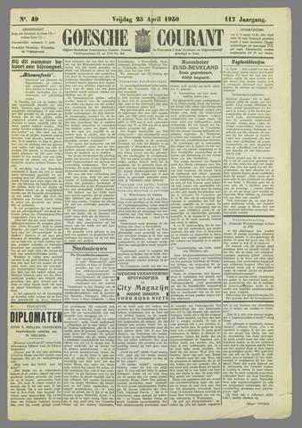 Goessche Courant 1930-04-25