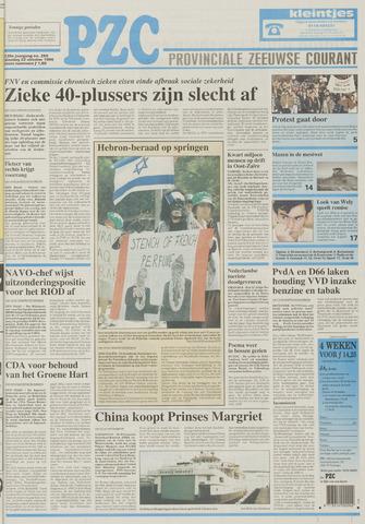 Provinciale Zeeuwse Courant 1996-10-22