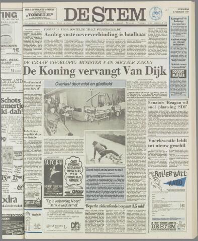 de Stem 1987-02-04