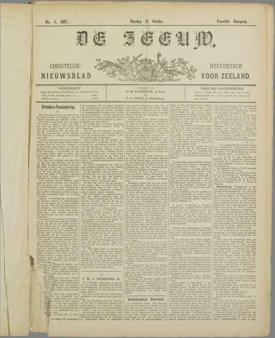 De Zeeuw. Christelijk-historisch nieuwsblad voor Zeeland 1897-10-12