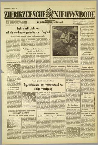 Zierikzeesche Nieuwsbode 1959-03-26