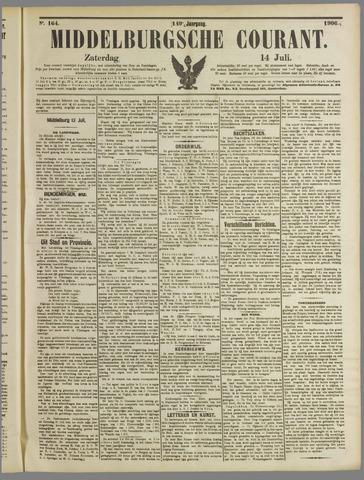 Middelburgsche Courant 1906-07-14