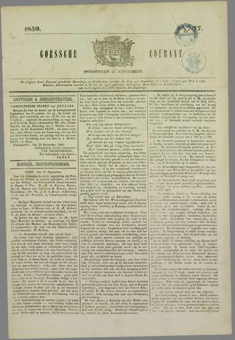Goessche Courant 1850-09-26
