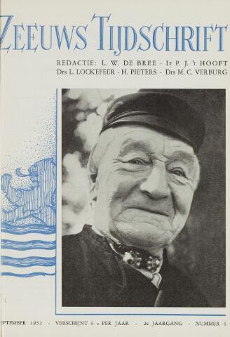 Zeeuws Tijdschrift 1952-09-01