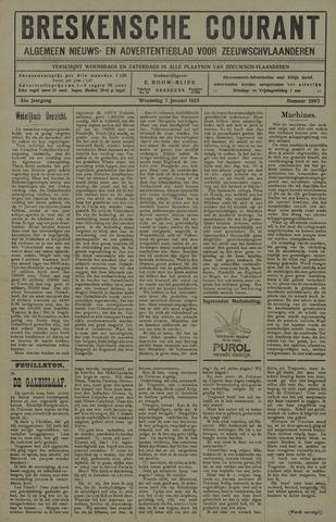 Breskensche Courant 1925-01-07