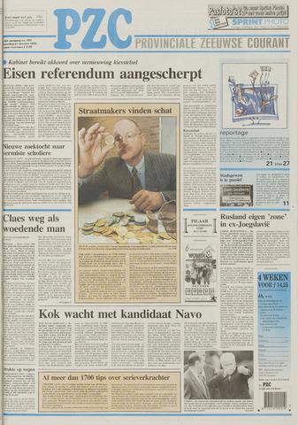 Provinciale Zeeuwse Courant 1995-10-21