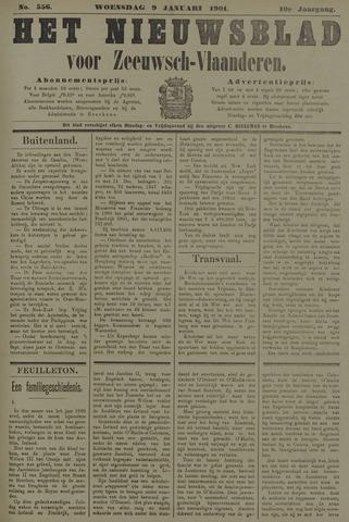 Nieuwsblad voor Zeeuwsch-Vlaanderen 1901-01-09