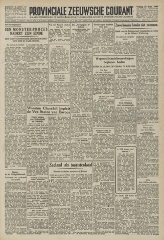 Provinciale Zeeuwse Courant 1946-09-20