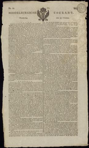 Middelburgsche Courant 1814-10-27