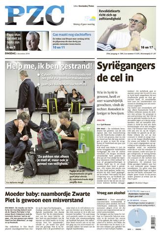 Provinciale Zeeuwse Courant 2014-12-02