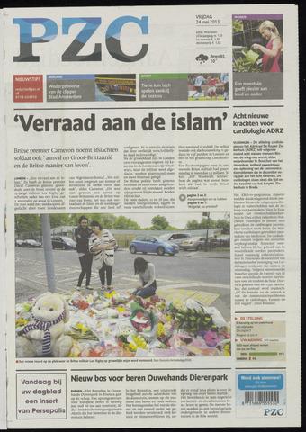Provinciale Zeeuwse Courant 2013-05-24