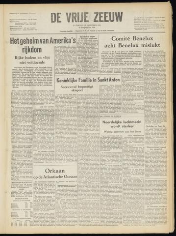 de Vrije Zeeuw 1951-12-29