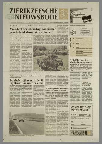 Zierikzeesche Nieuwsbode 1991-08-01
