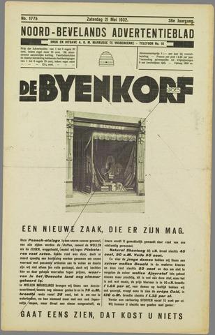 Noord-Bevelands Nieuws- en advertentieblad 1932-05-21