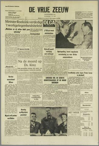 de Vrije Zeeuw 1968-04-26