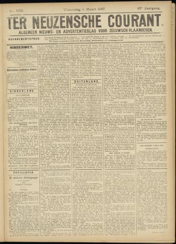 Ter Neuzensche Courant. Algemeen Nieuws- en Advertentieblad voor Zeeuwsch-Vlaanderen / Neuzensche Courant ... (idem) / (Algemeen) nieuws en advertentieblad voor Zeeuwsch-Vlaanderen 1927-03-09