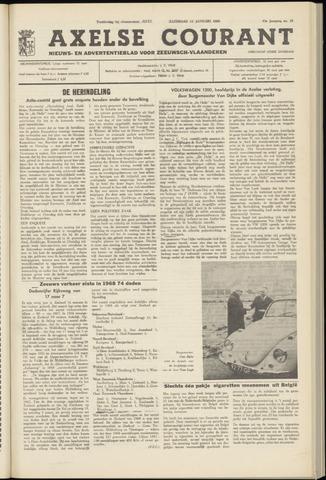 Axelsche Courant 1969-01-11