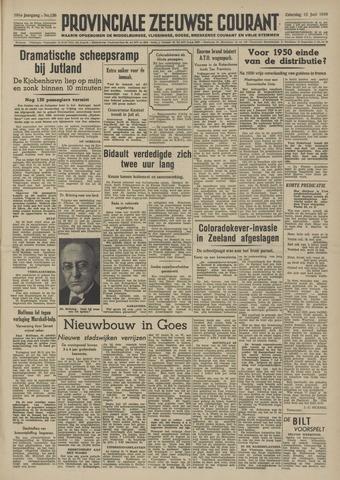 Provinciale Zeeuwse Courant 1948-06-12