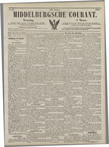 Middelburgsche Courant 1902-03-03