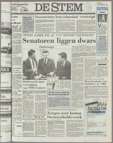 de Stem 1986-11-28