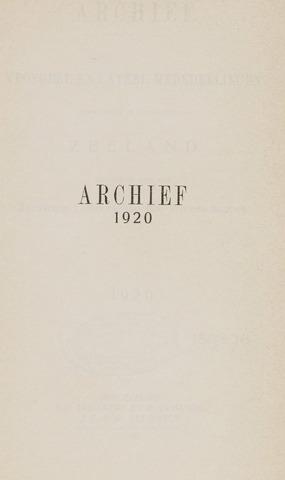 Archief 1920-01-01