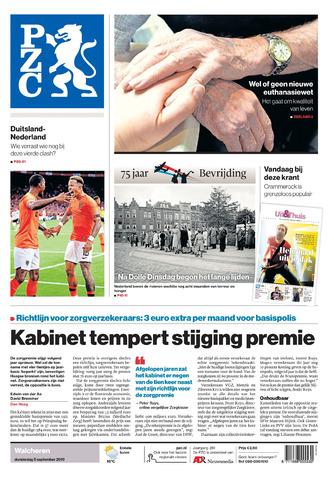 Provinciale Zeeuwse Courant 2019-09-05
