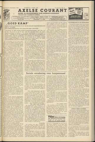 Axelsche Courant 1957-04-06