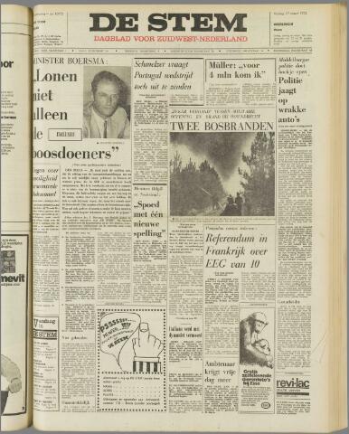 de Stem 1972-03-17