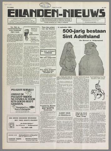 Eilanden-nieuws. Christelijk streekblad op gereformeerde grondslag 1979-05-25