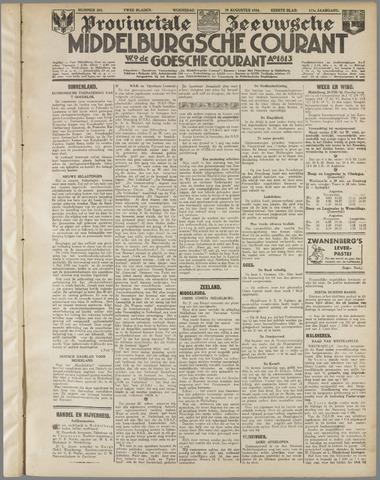Middelburgsche Courant 1934-08-29