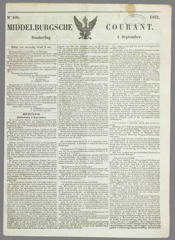 Middelburgsche Courant 1862-09-04