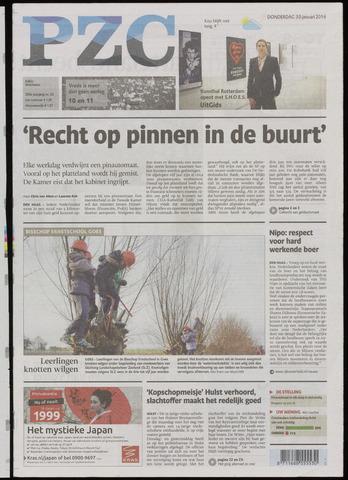 Provinciale Zeeuwse Courant 2014-01-30