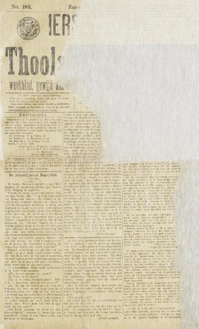 Ierseksche en Thoolsche Courant 1889