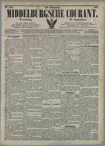 Middelburgsche Courant 1891-09-16