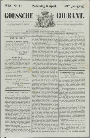 Goessche Courant 1872-04-06