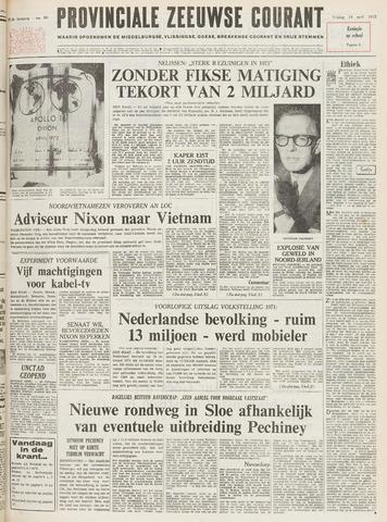 Provinciale Zeeuwse Courant 1972-04-14