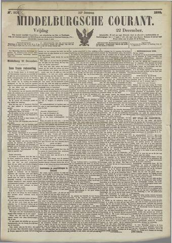 Middelburgsche Courant 1899-12-22