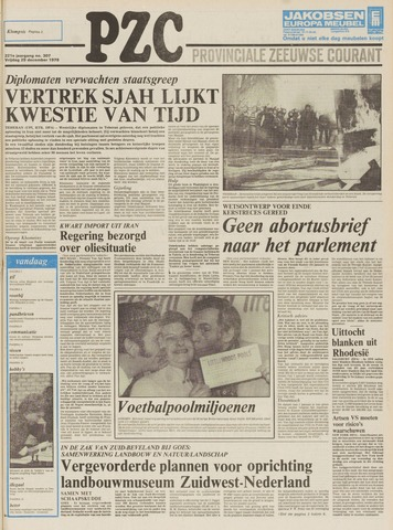 Provinciale Zeeuwse Courant 1978-12-29