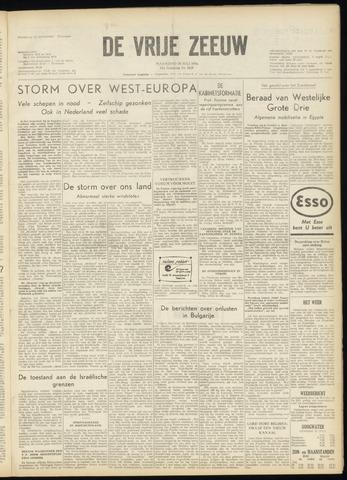 de Vrije Zeeuw 1956-07-30