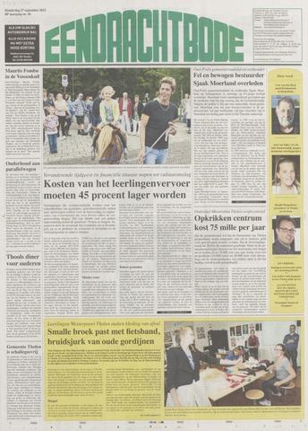 Eendrachtbode (1945-heden)/Mededeelingenblad voor het eiland Tholen (1944/45) 2012-09-27
