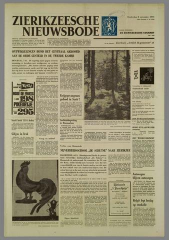Zierikzeesche Nieuwsbode 1973-11-08