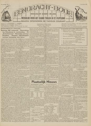 Eendrachtbode (1945-heden)/Mededeelingenblad voor het eiland Tholen (1944/45) 1959-12-11