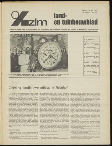 Zeeuwsch landbouwblad ... ZLM land- en tuinbouwblad 1971-05-28