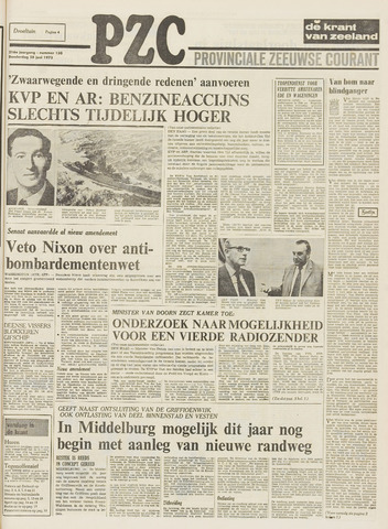 Provinciale Zeeuwse Courant 1973-06-28