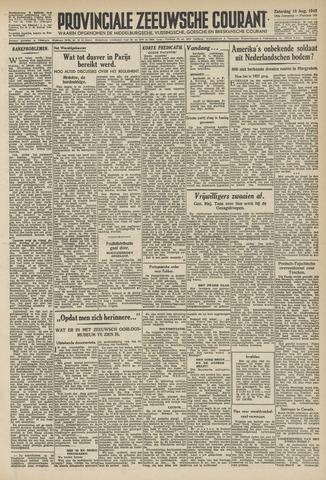 Provinciale Zeeuwse Courant 1946-08-10